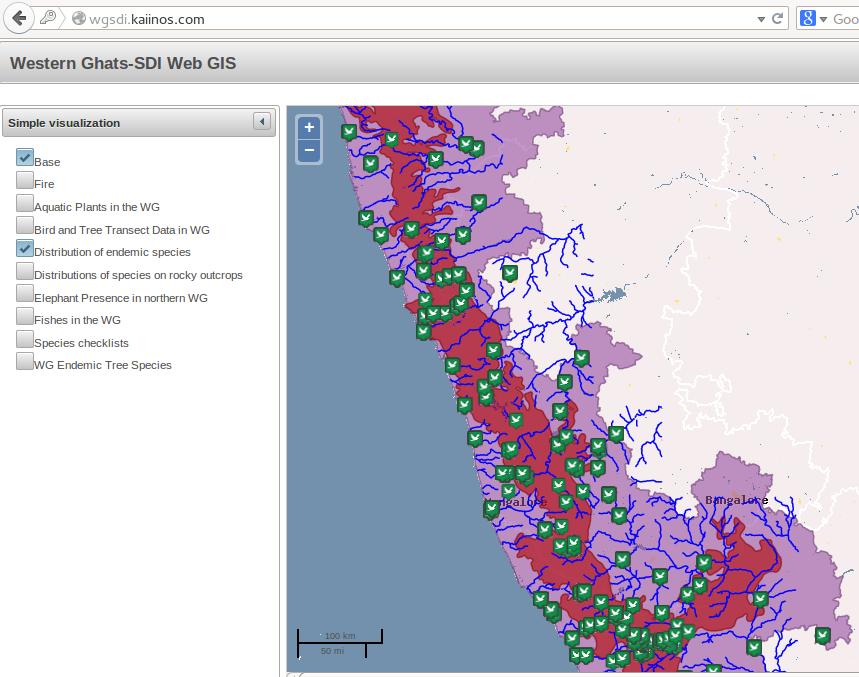 SDI for Location Dynamics