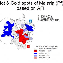 Mapping Malaria