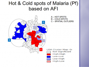 Malaria Hotspots AFI method